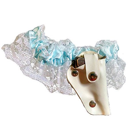 Western Cowgirl Wedding Prom Formal Lacy Garter - Prom Garter