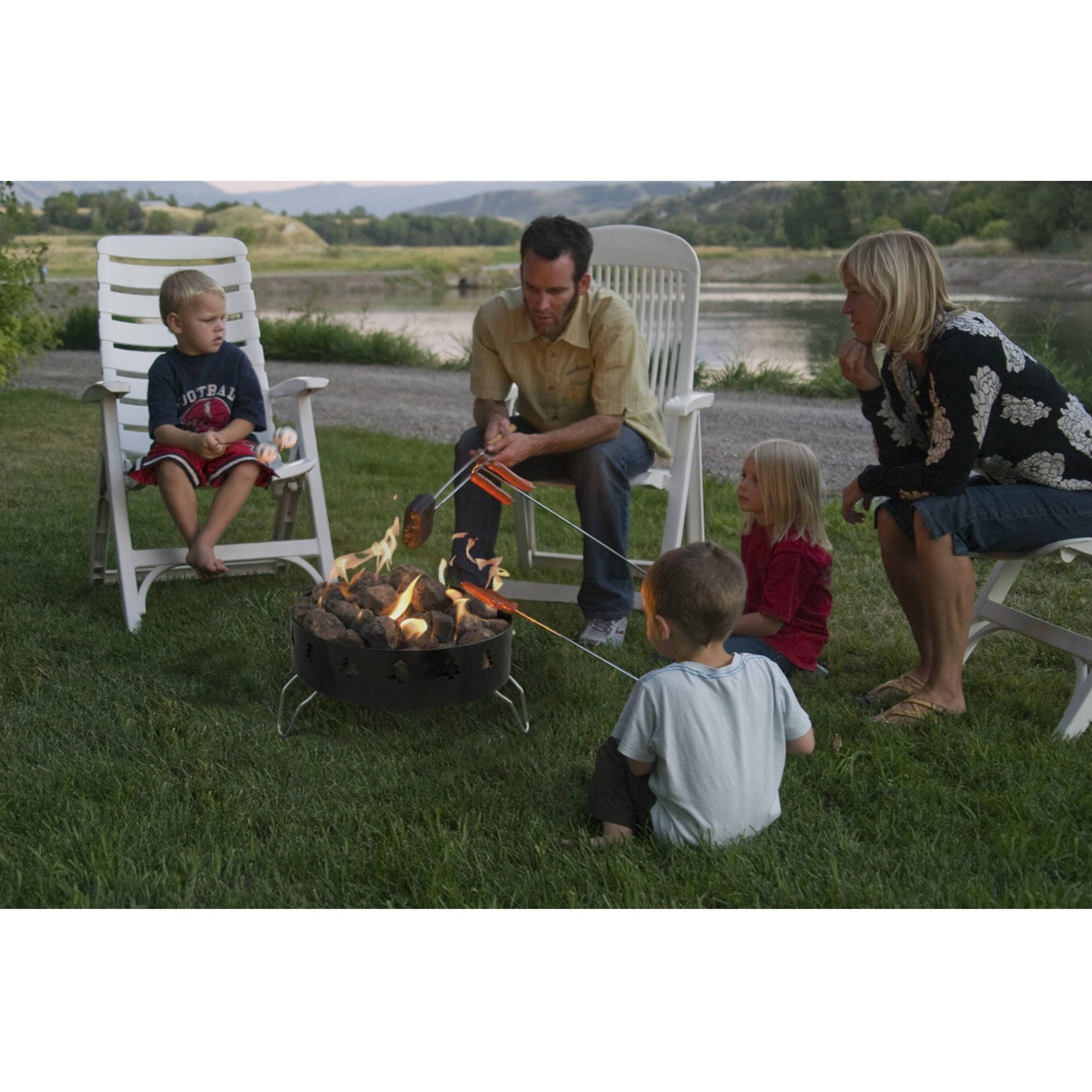 Camp Chef Campfire Pit - Portable/Propane GC-LOG