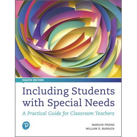 Including Students with Special Needs : A Practical Guide for Classroom Teachers, Plus Mylab Education with Pearson Etext -- Access Card