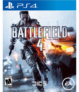 BATTLEFIELD 4 (Playstation 4) by Electronic Arts