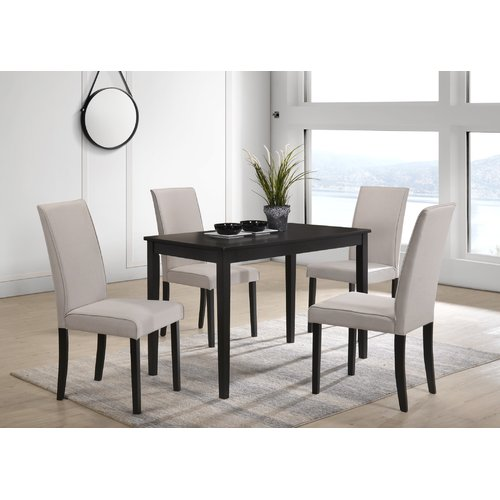 Red Barrel Studio Keck 5 Piece Dining Set