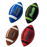 Franklin Sports Junior Size Rubber Football