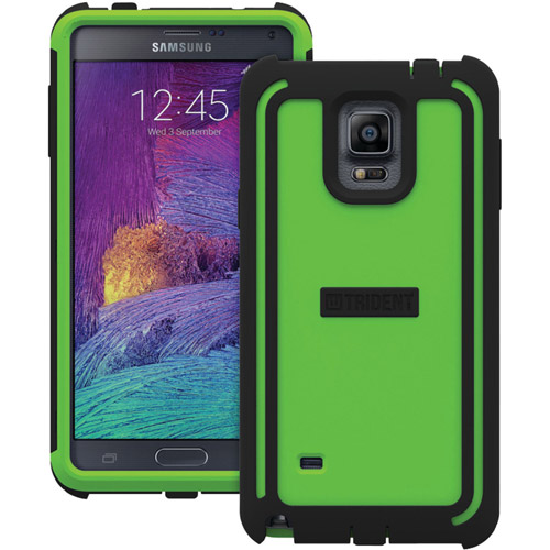 Trident Samsung Galaxy Note 4 Cyclops Series Case, Black