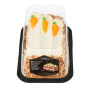 Marketside Decadent Carrot Cake, 35 oz