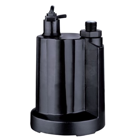 Acquaer 1 3 Hp Submersible Utility Pump