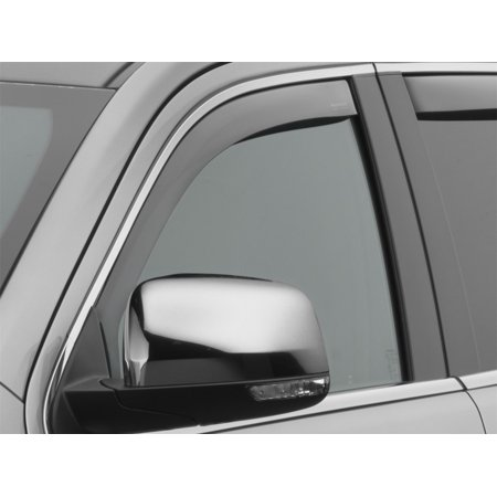 WeatherTech 11+ Jeep Grand Cherokee Front Side Window ...