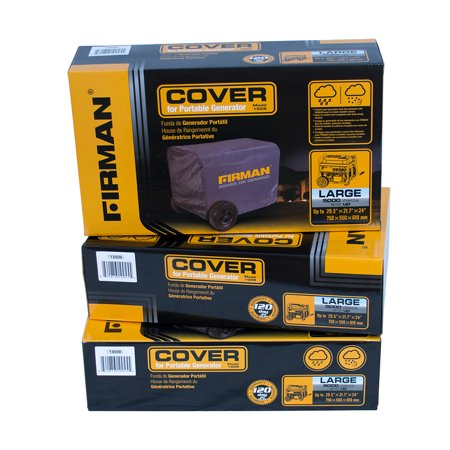 Firman 1009 5,700/8,000 Watt Generator Cover ()