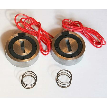 Two new moblile home Trailer Brake Magnet Replacement Kits - 21027 (Trailer Brake Away Kit)