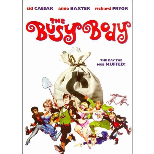 The Busy Body (Widescreen)
