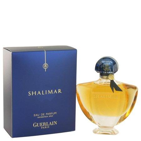 Guerlain Shalimar Eau de Parfum, Perfume for Women, 3 Oz