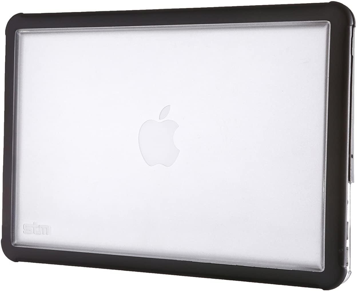 stm-122-094K-01 Rugged case for Apple MacBook Air 11 STM Dux Black
