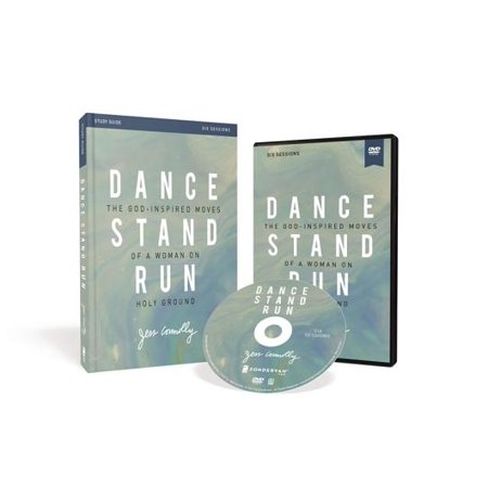 Dance, Stand, Run Study Guide with DVD : The God-Inspired Moves of a Woman on Holy Ground