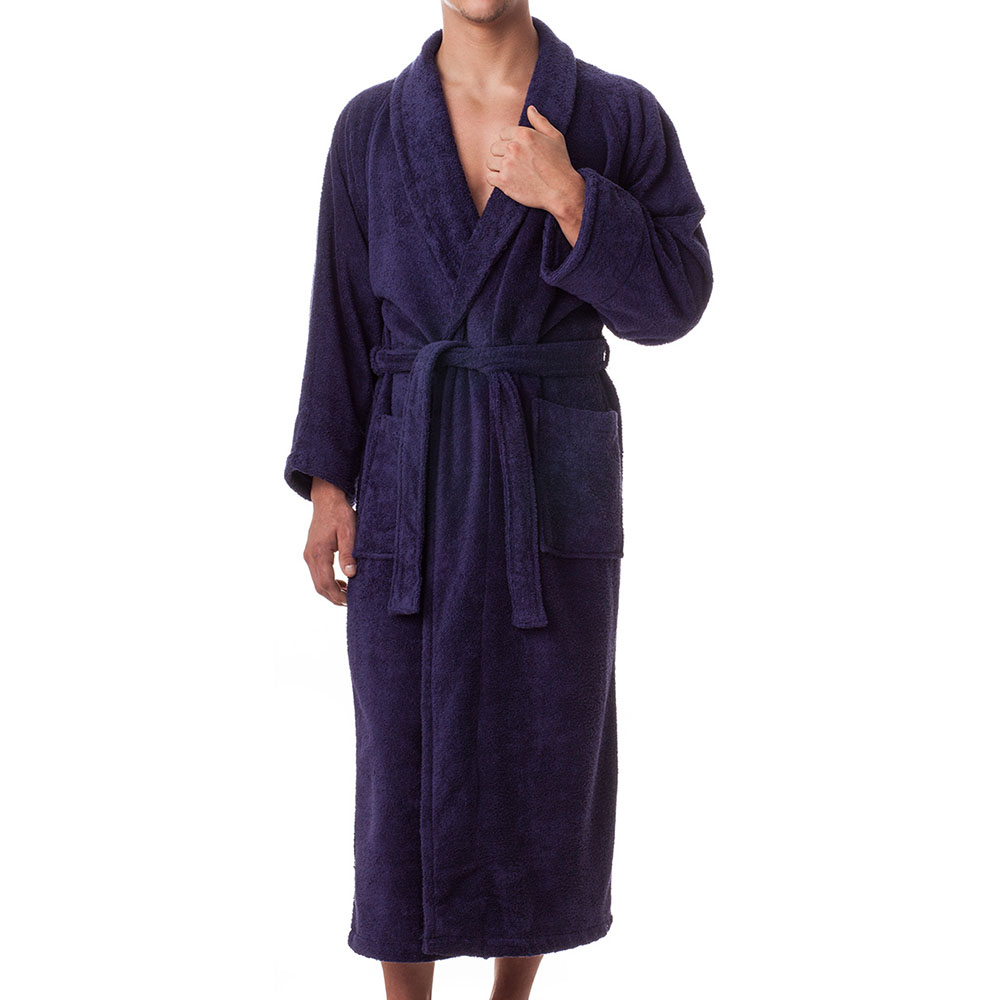 ExceptionalSheets Mens 100% Egyptian Cotton Terry Cloth ...