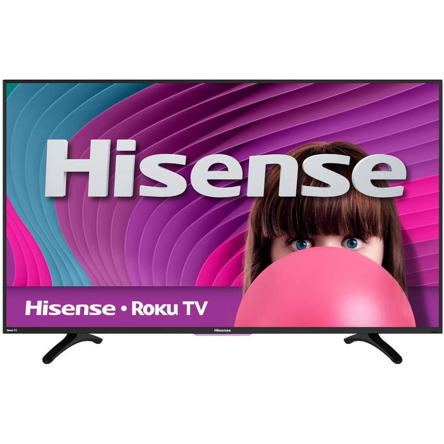 """Hisense Roku 40H4C2 40"""" 1080p 60Hz LED Smart HDTV"""