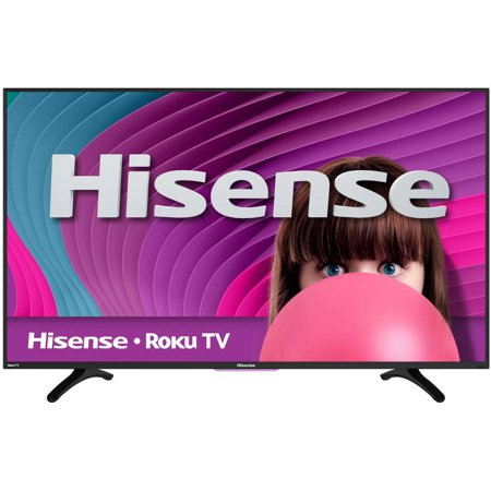 Hisense Roku 40H4C2 40″ 1080p 60Hz LED Smart HDTV