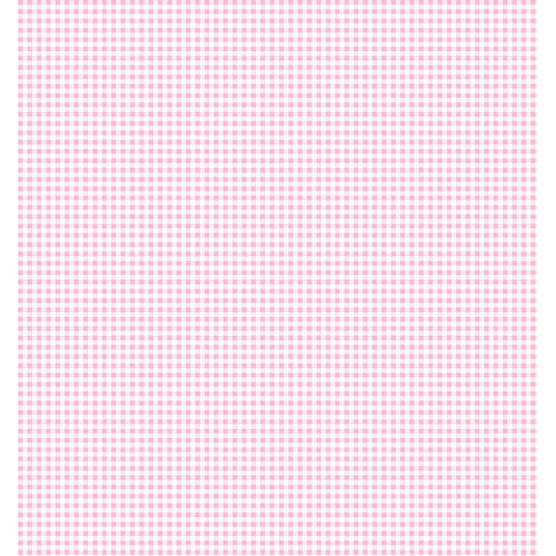 RTC Turq Gingham 100% Cotton Print Flannel fabric, Quilting fabric, Apparel fabric, 43'', 150GSM