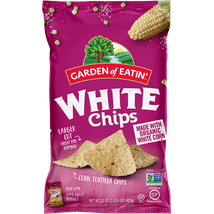 Tortilla & Corn Chips: Garden of Eatin' Restaurant Style White Corn