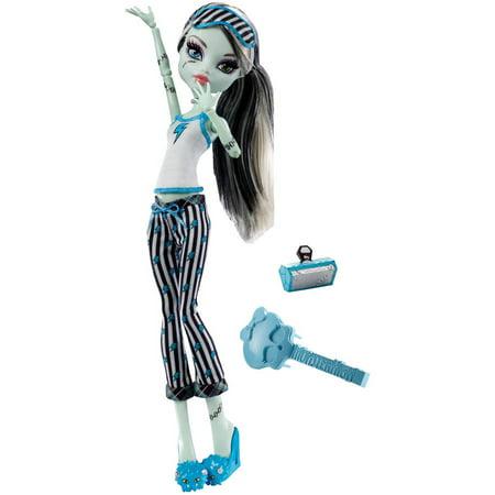 Monster High Dead Tired Doll, Frankie Stein (Monster High Frankie Stein)