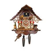 ENGS 416QM Engstler Battery-operated Cuckoo Clock - Full Size