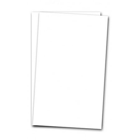 """8 1/2"""" x 14"""" Legal Size Card Stock Paper - 250 Sheets - 65lb Cover Cardstock - Perfect for Documents, Programs, Menus"""