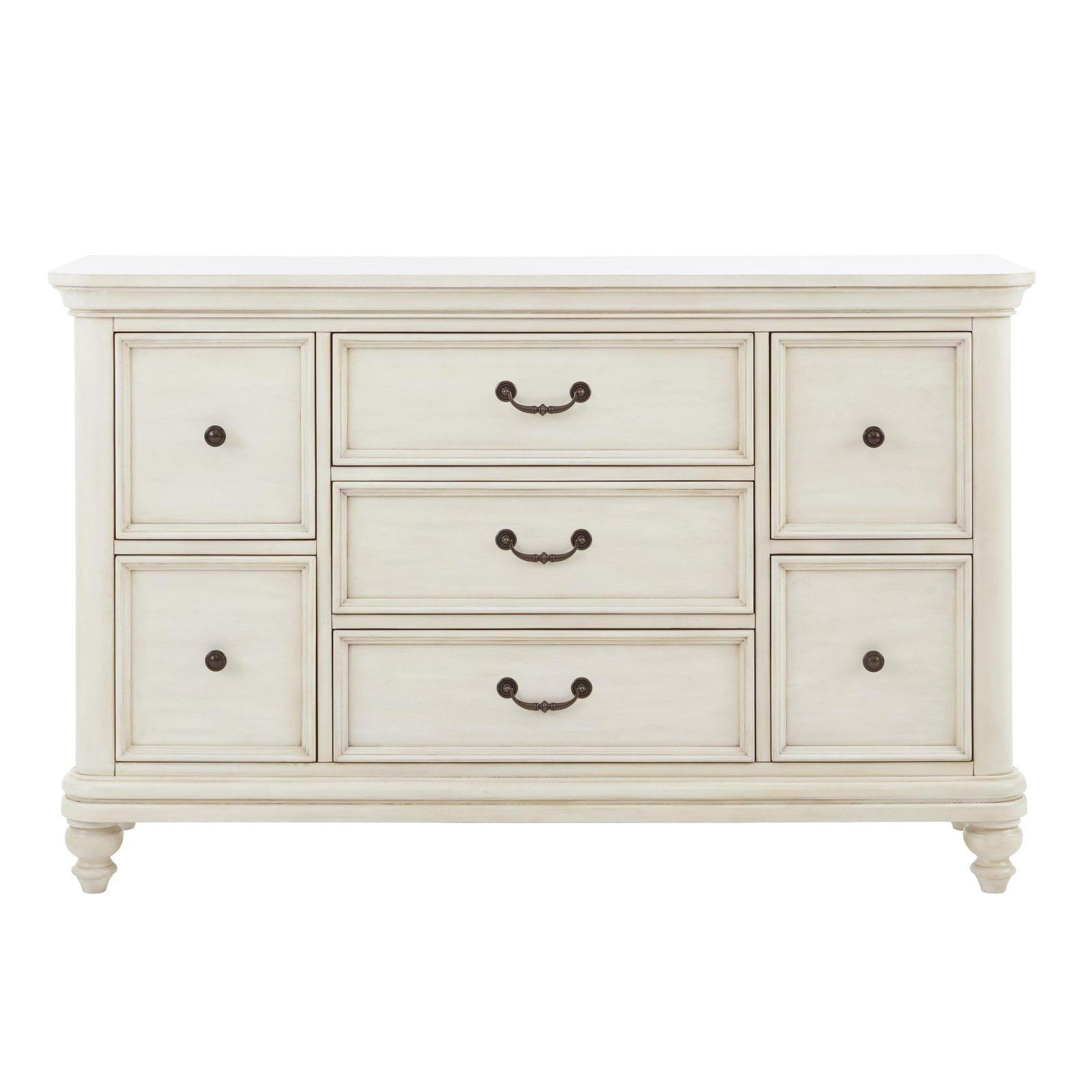 Madison 7 Drawer Dresser with Mirror