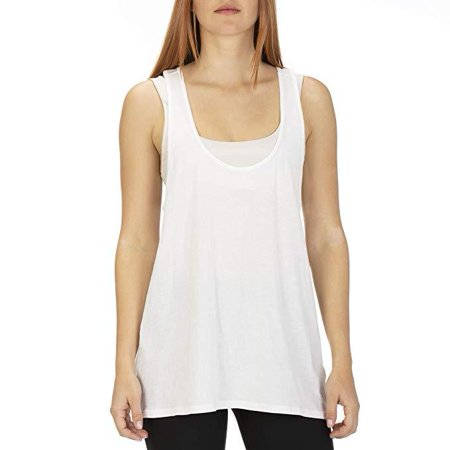 Hurley Oneill - Wmns Hurley (White) Solid Perfect Tank LARGE