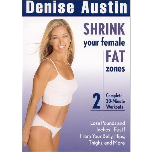 Denise Austin: Shrink Your Female Fat Zones (Full Frame)