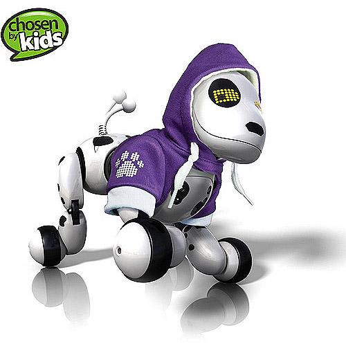 Zoomer Interactive Puppy, Dalmatian with Bonus Hoodie