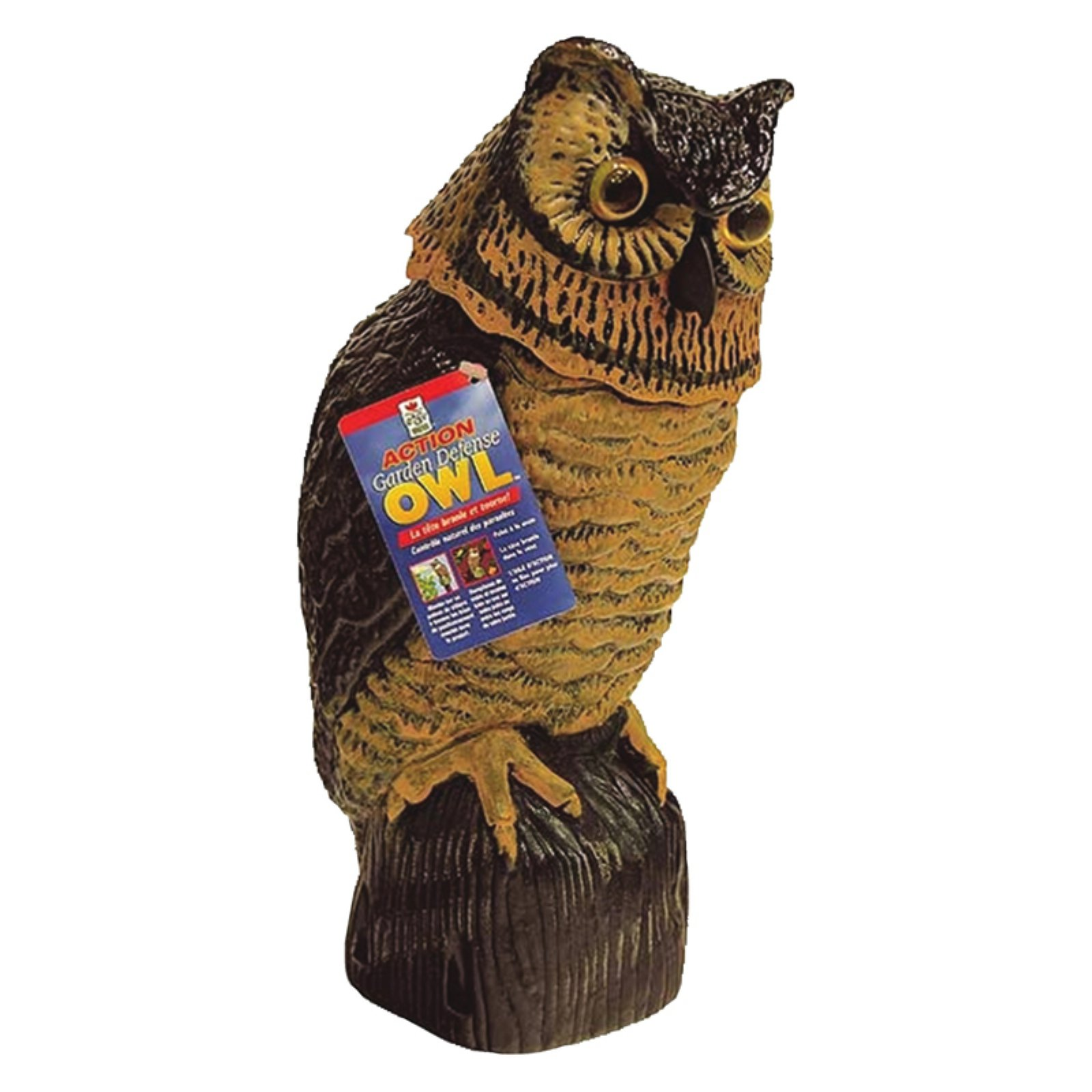 Easy Gardener 8001 Garden Defense Owl Walmartcom