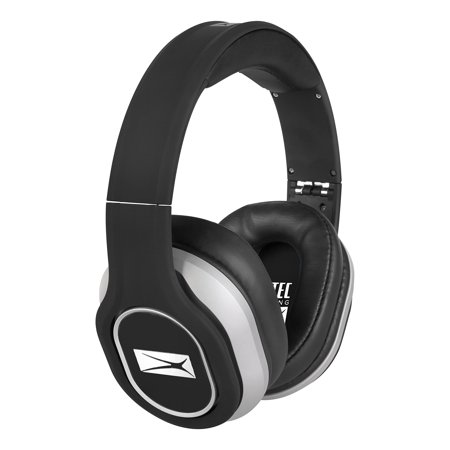 Altec Lansing MZX656 Evolution Headphones, Black