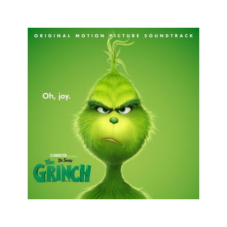 Dr. Seuss' The Grinch (Original Motion Picture Soundtrack) (CD) ()