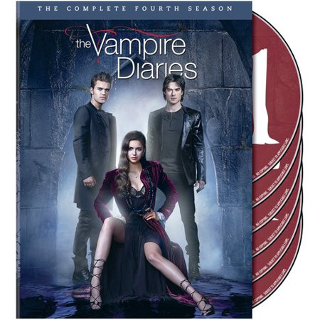 The Vampire Diaries  The Complete Fourth Season