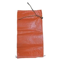 Value Brand Sand Bag, Orange 6FGX9