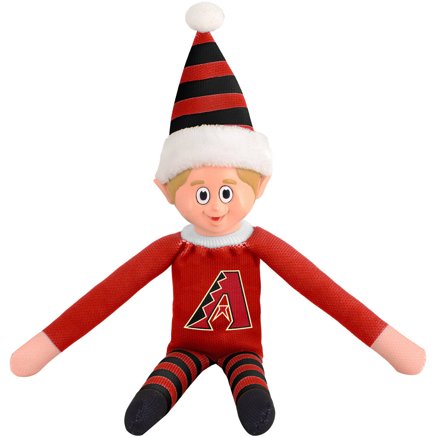 Forever Collectibles MLB Team Elf, Arizona Diamondbacks