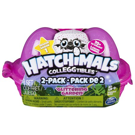 Glittering Garden Colleggtibles Series 1 Blind Carton 2 Pack  A New Range Of Collectible Mini Hatchimals Are Seemingly On The Way  By Hatchimals