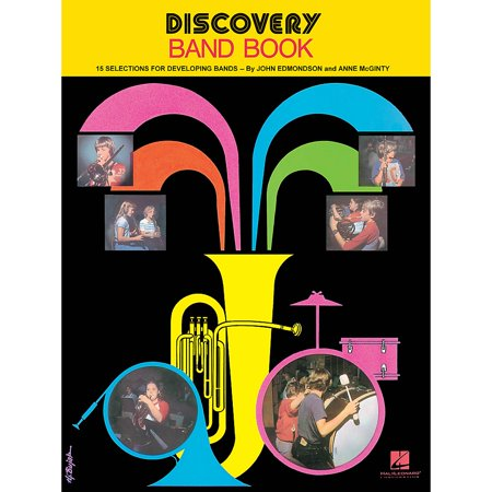 Discovery Band Book (Hal Leonard Discovery Band Book #1 (Trombone/Baritone B.C./Bassoon) Concert Band Composed by Anne)