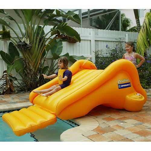 Inflatable Pool HydroSlide