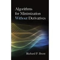 Algorithms for Minimization Without Derivatives - eBook