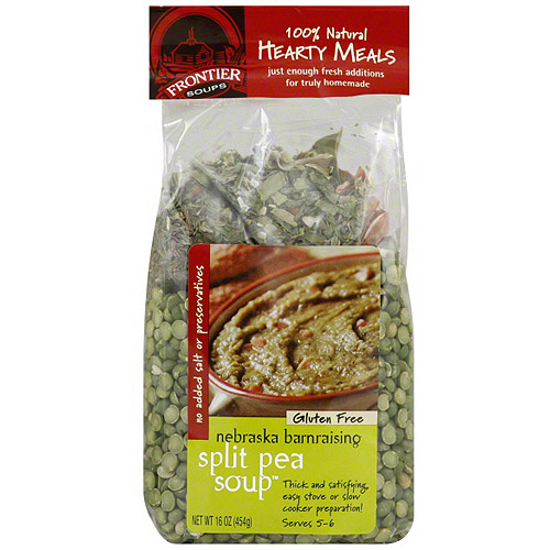 Hearty Meals Wild Rice Soup Mix, 6 oz (Pack of 8)