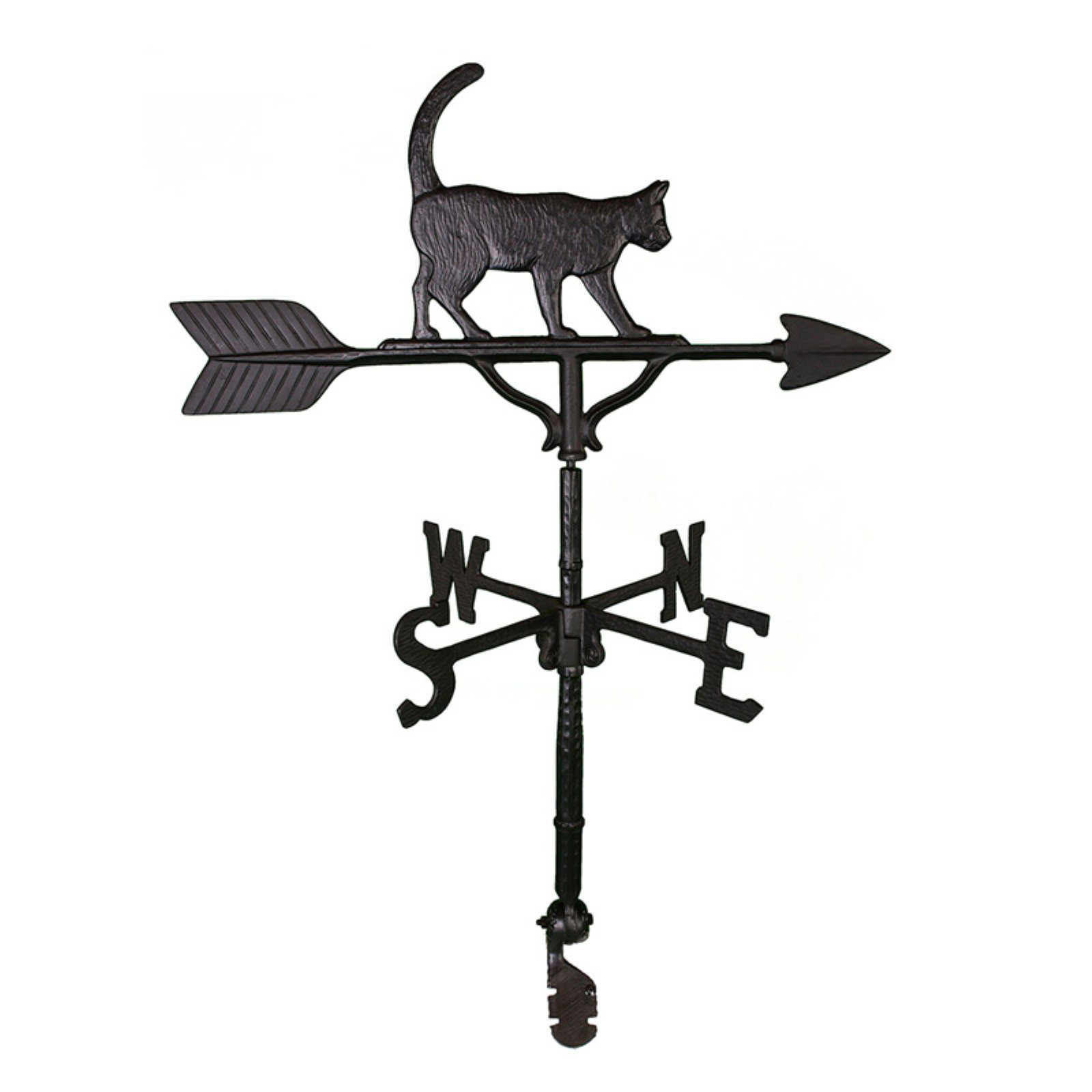 Black Cat Weathervane 32 in. by Montague Metal Products