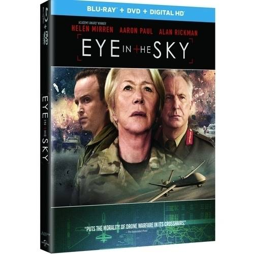 Eye In The Sky (Blu-ray + DVD + Digital HD) (With INSTAWATCH) (Anamorphic Widescreen)