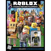 Roblox Character Encyclopedia (Hardcover)
