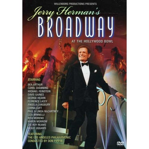 Jerry Herman's Broadway at the Hollywood Bowl by