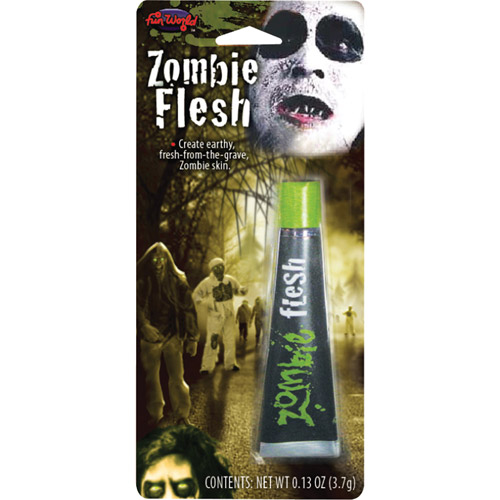 Zombie Flesh Carded Halloween Makeup