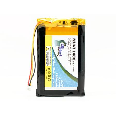 Garmin Nuvi 1490 Battery - Replacement for Garmin ED38BD4251U20 GPS Battery (1200mAh, 3.7V, Lithium Polymer)](garmin nuvi 1490 battery)