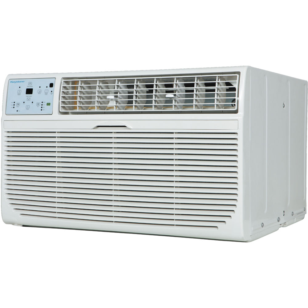"Keystone KSTAT08-1C 8,000 BTU 115V Through-the-Wall Air Conditioner with ""Follow Me"""