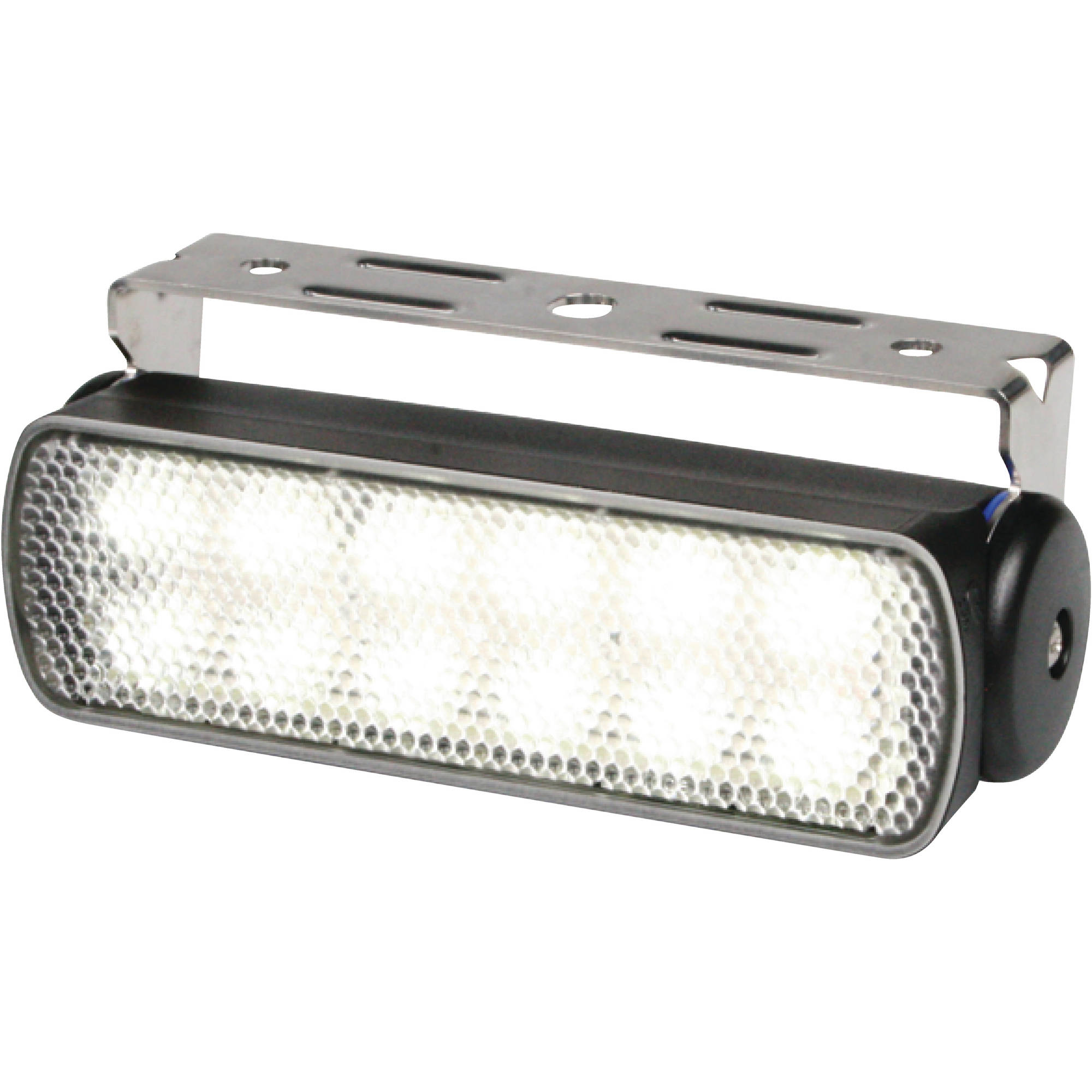Hella Sea Hawk 9-33V DC White Light LED Floodlight, Spread