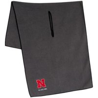 "Nebraska Cornhuskers 19"" x 41"" Gray Microfiber Towel - No Size"