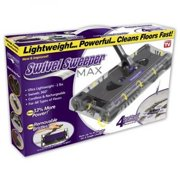 Best Cordless Sweepers - OnTel Products SWSMAX Max Cordless Swivel Sweeper Review