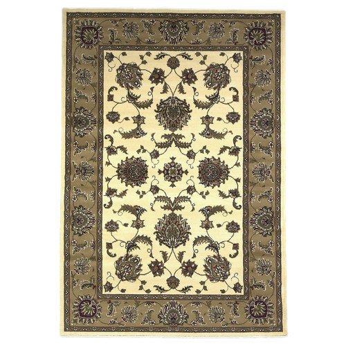 KAS Rugs Cambridge Ivory & Beige Area Rug